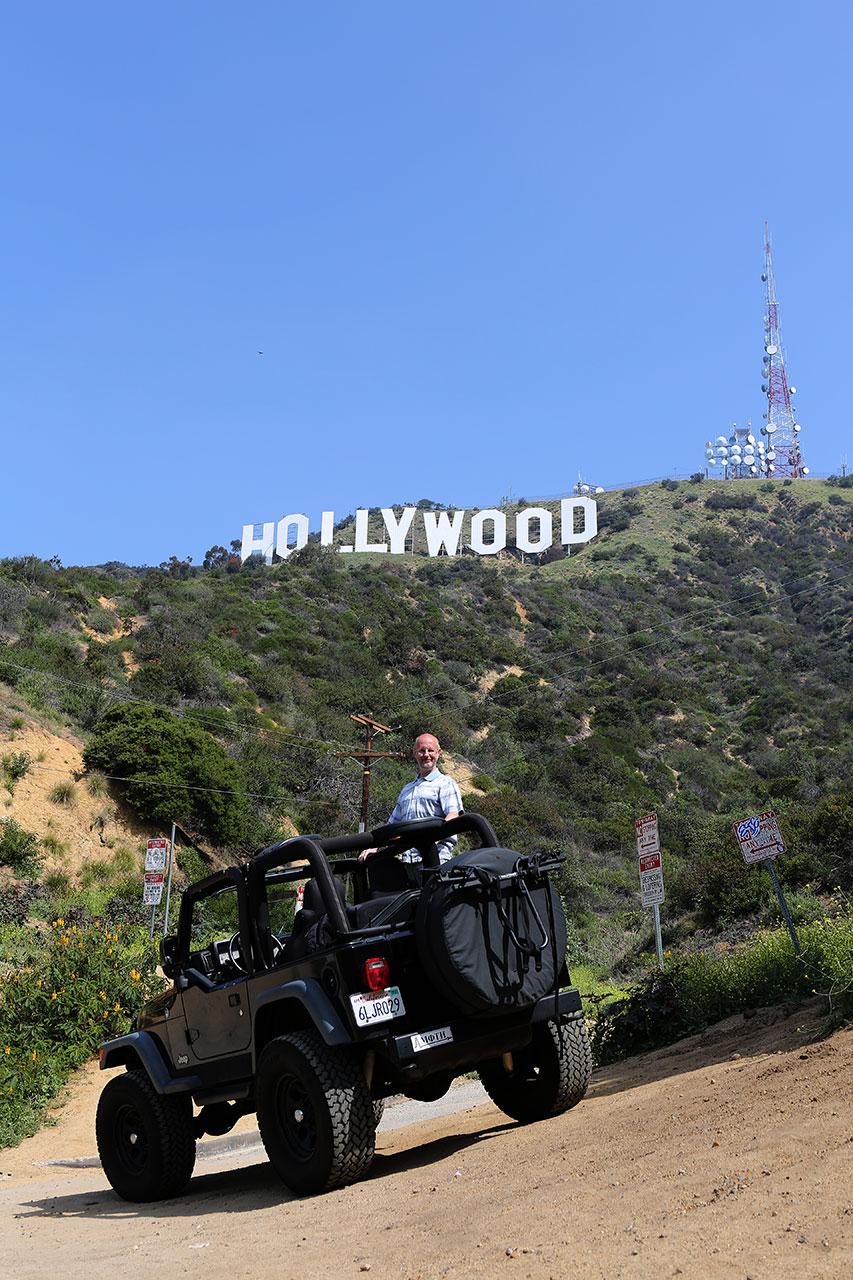 Подкрался к Голливуду
