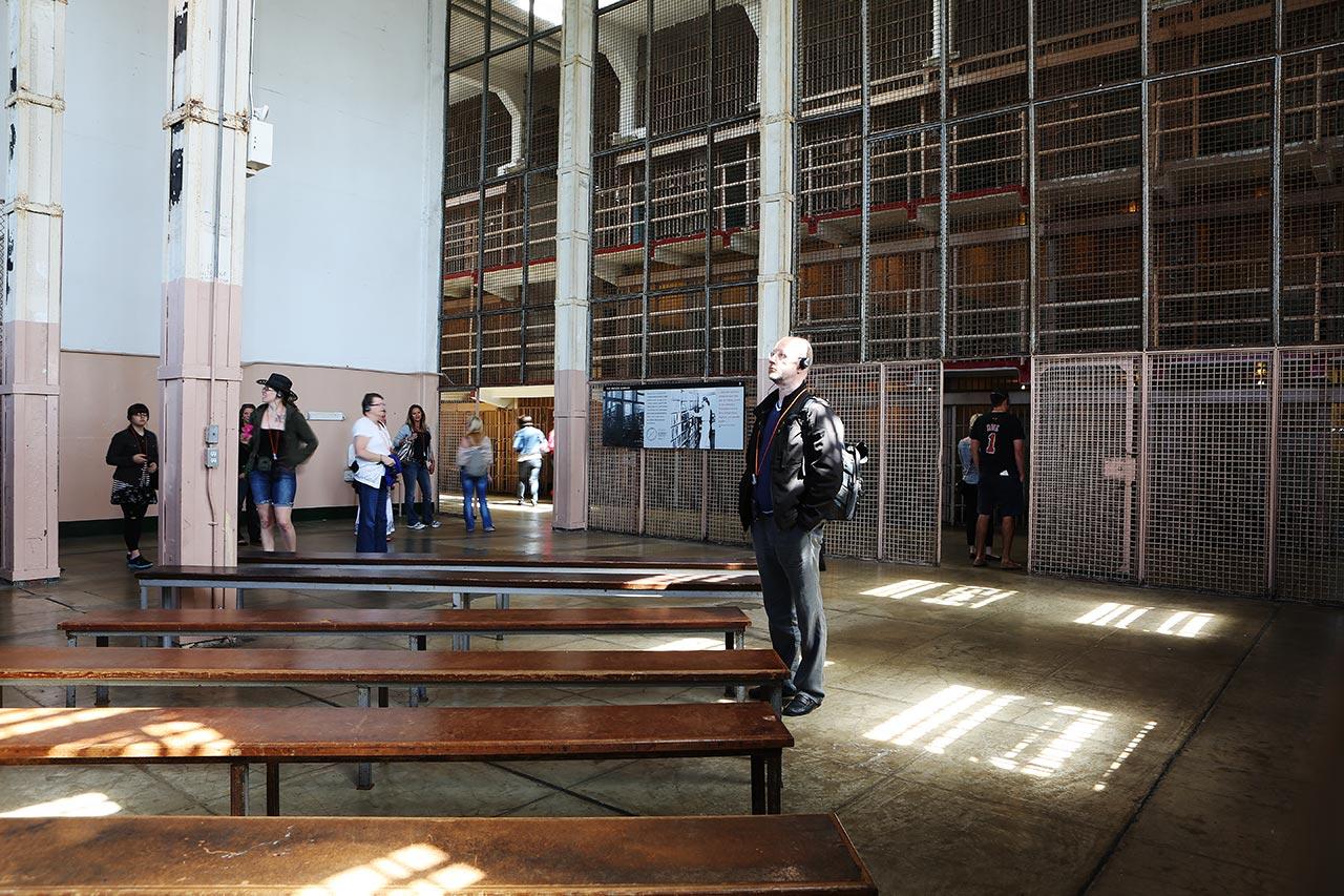 Библиотека в Алькатрасе