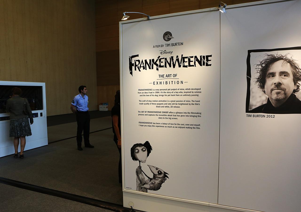 Франкенвини: выставка в Барселоне