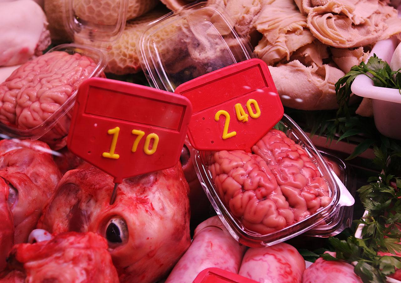 Бараньи мозги в коробочке