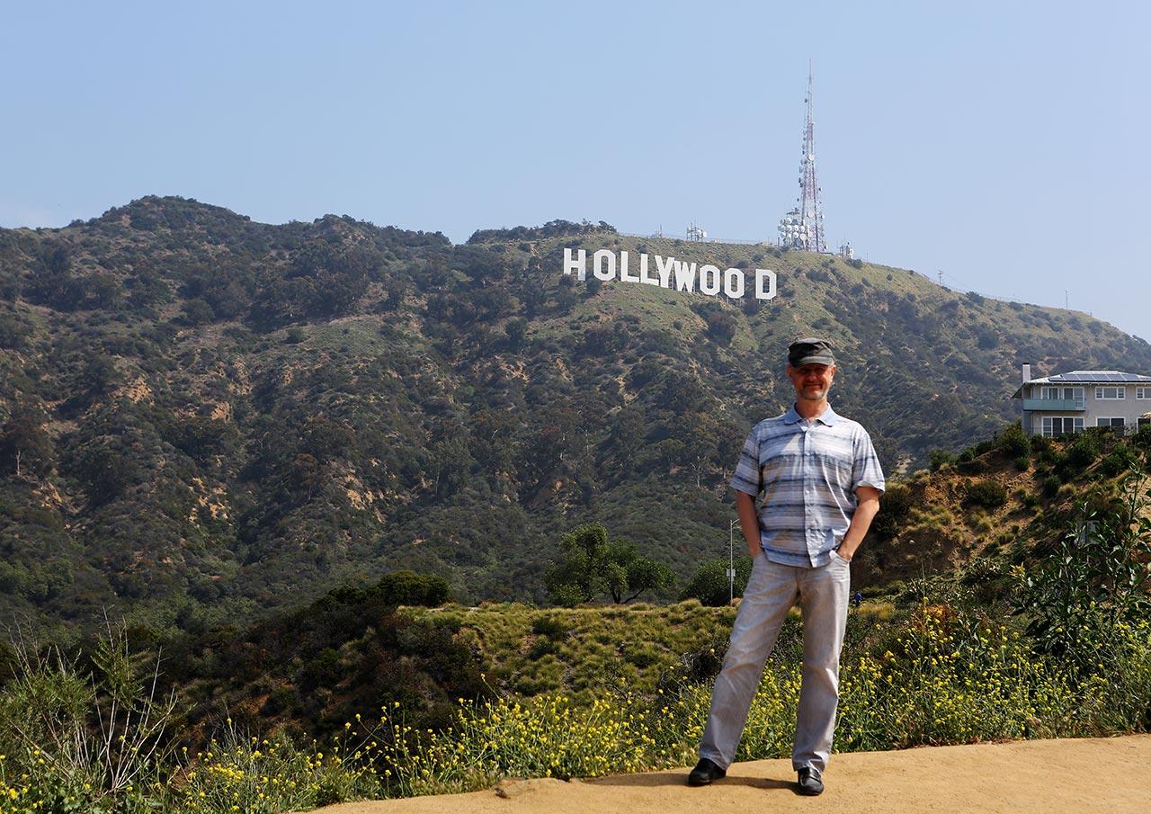 На пути в Голливуд