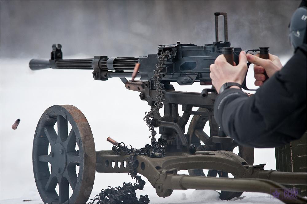 Про станковый пулемёт © onepamop