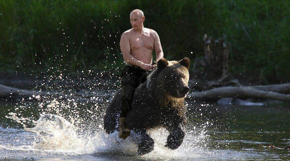 Meantime in Mother Russia...