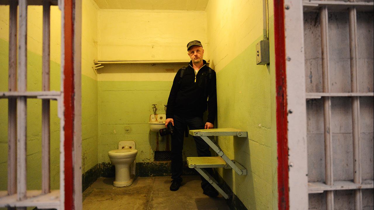 Камера в тюрьме Алькатрас (с) Олег Зотов