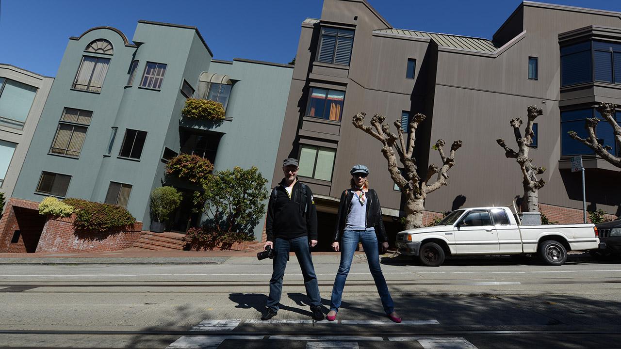 Улицы Сан-Франциско (с) Олег Зотов
