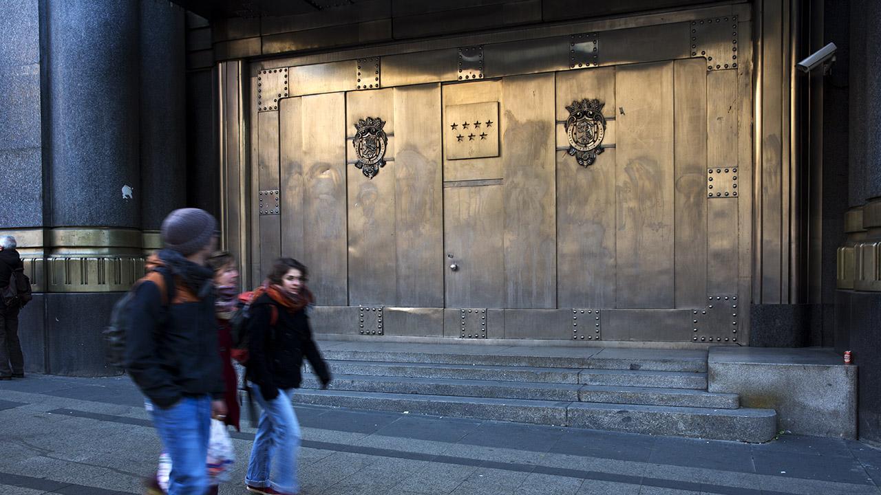 Испанская дверь