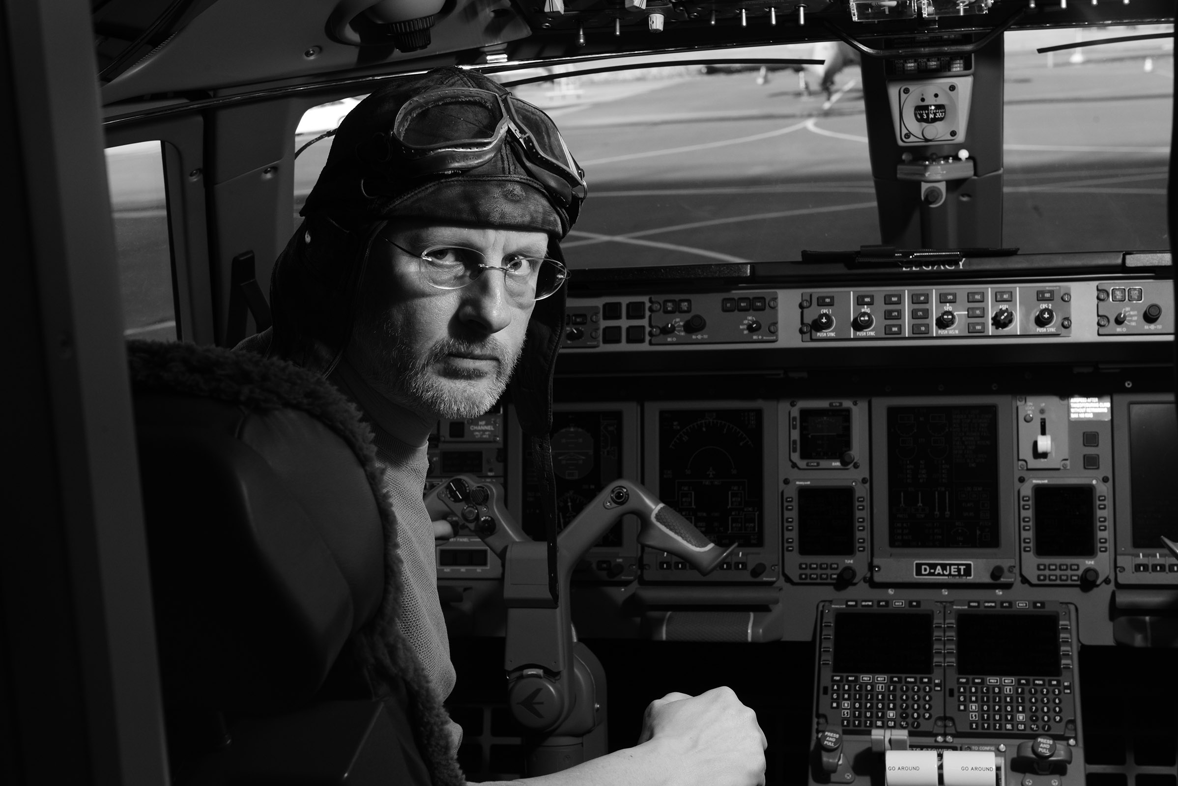 Авиатор (с) Олег Зотов