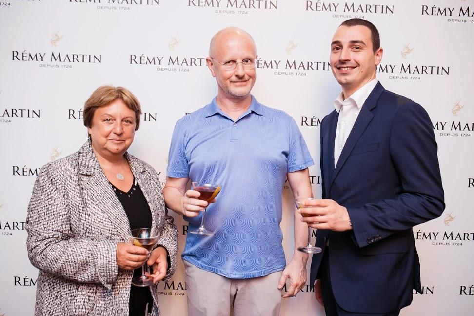 Remy Martin: мастера погреба Пьерретт Трише и Батист Луазо