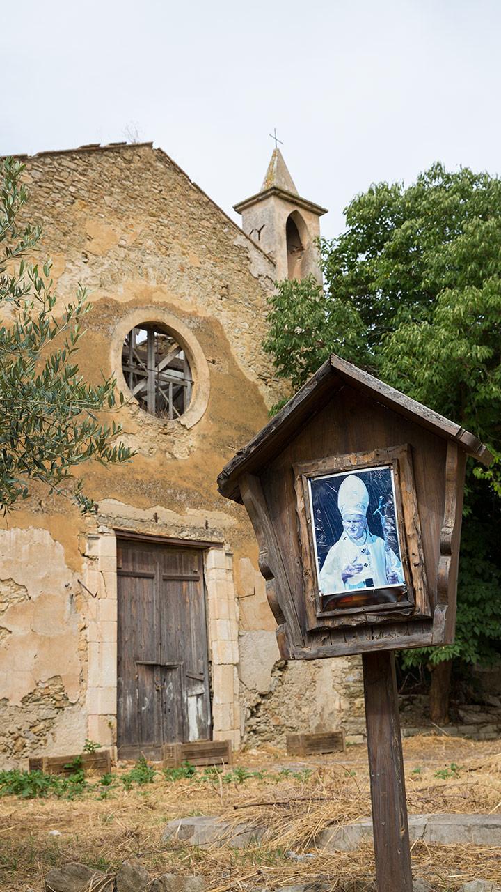 Церковь капуцинов в Корлеоне