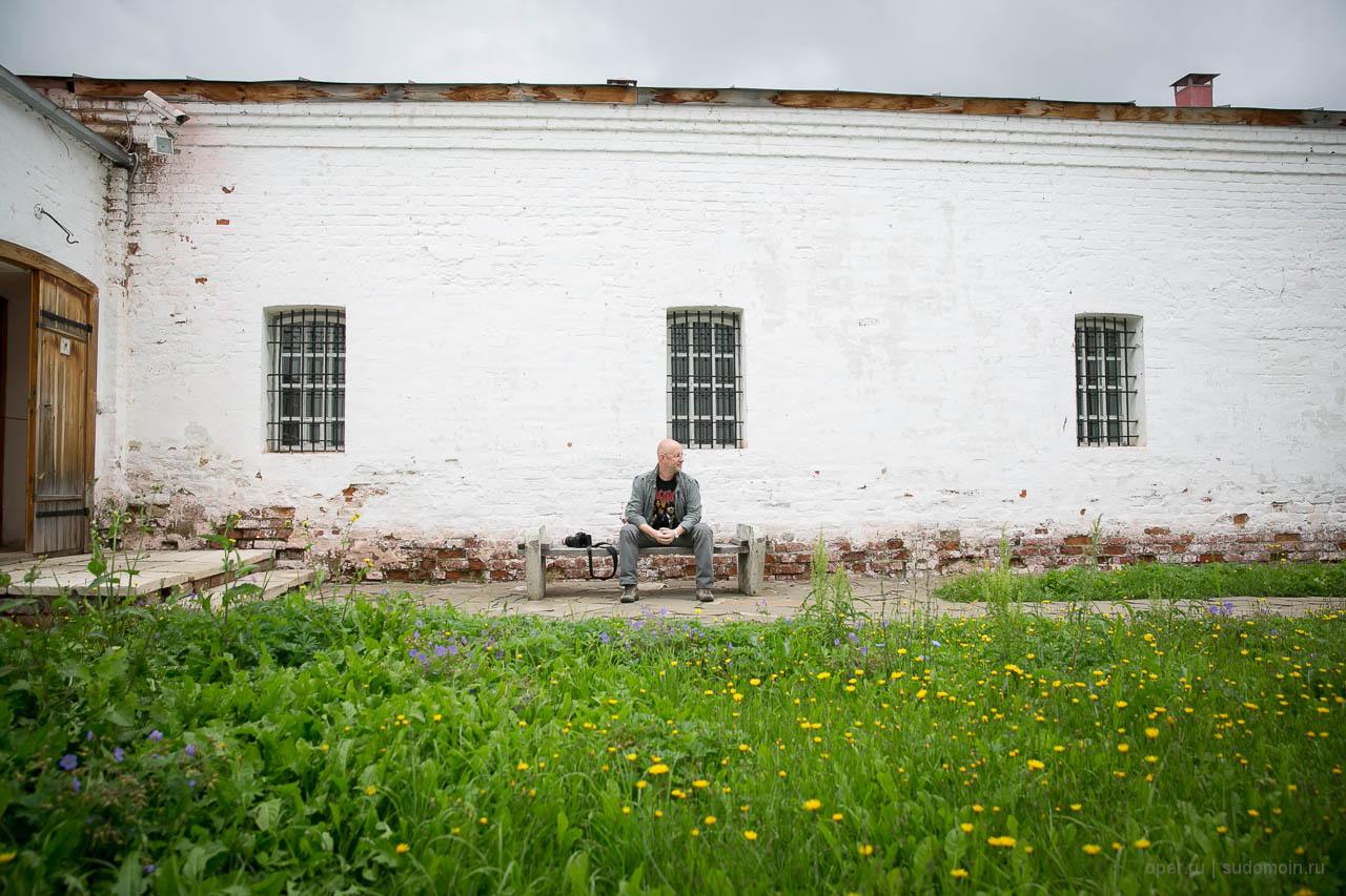 Тюрьма Суздальского монастыря
