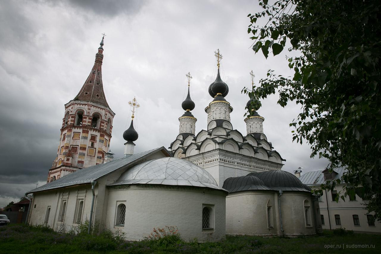 Церква, Суздаль