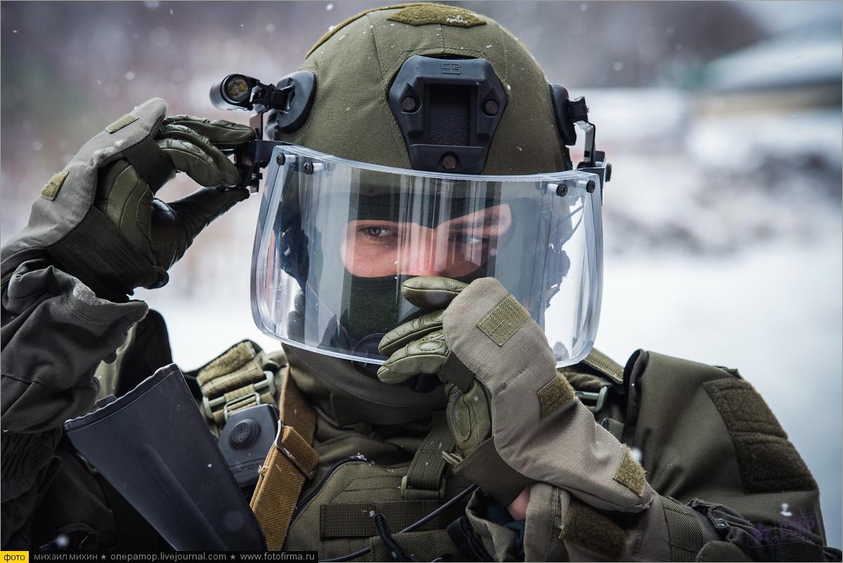 ОВР-3Ш - защита для сапёра