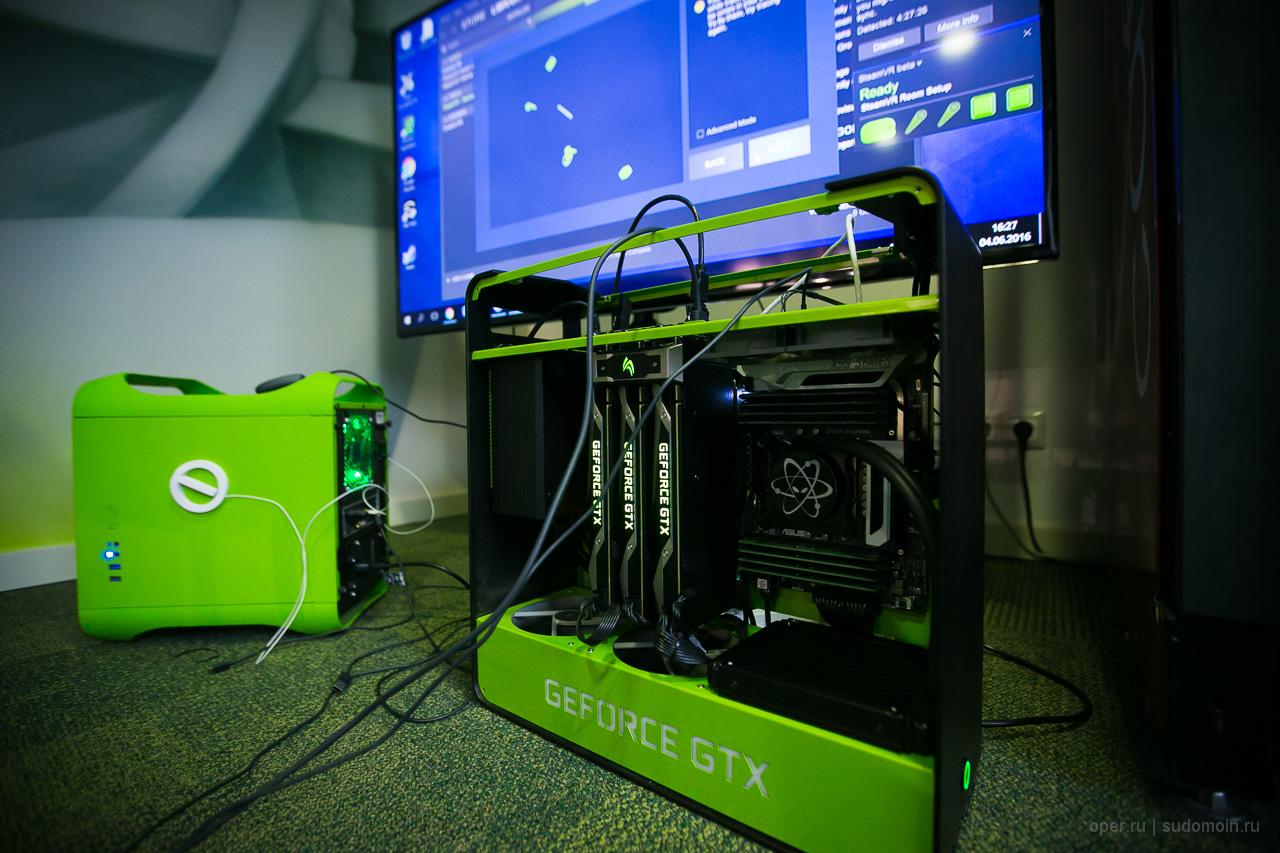 Мега-комп NVIDIA