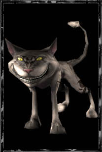 Alice: Кошак прямо из Чешира