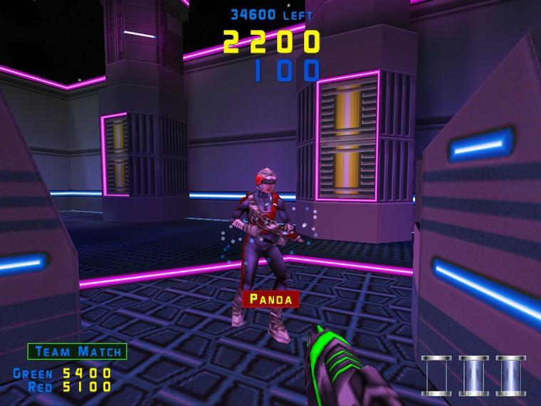 Laser Arena 2