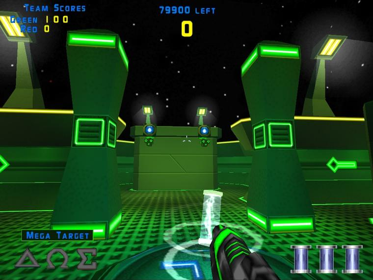 Laser Arena 1