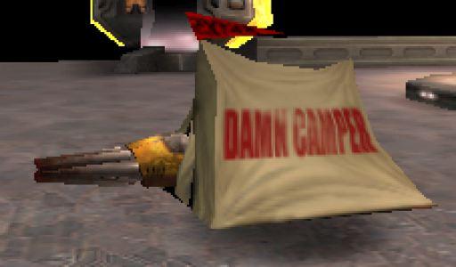 Проклятый кемпер