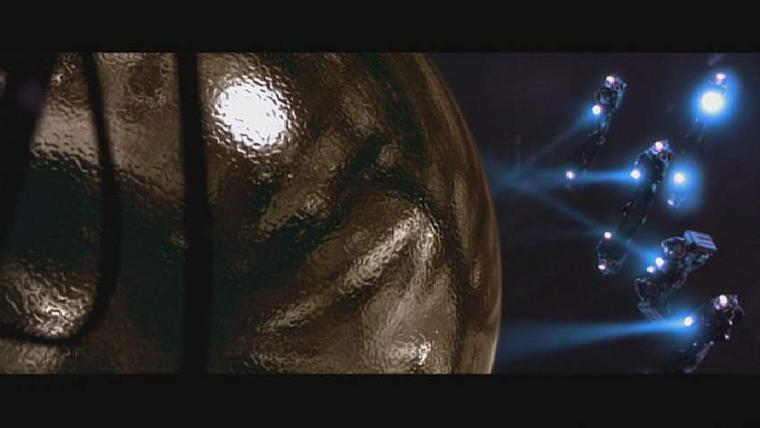 Типичная инопланетянская сфера