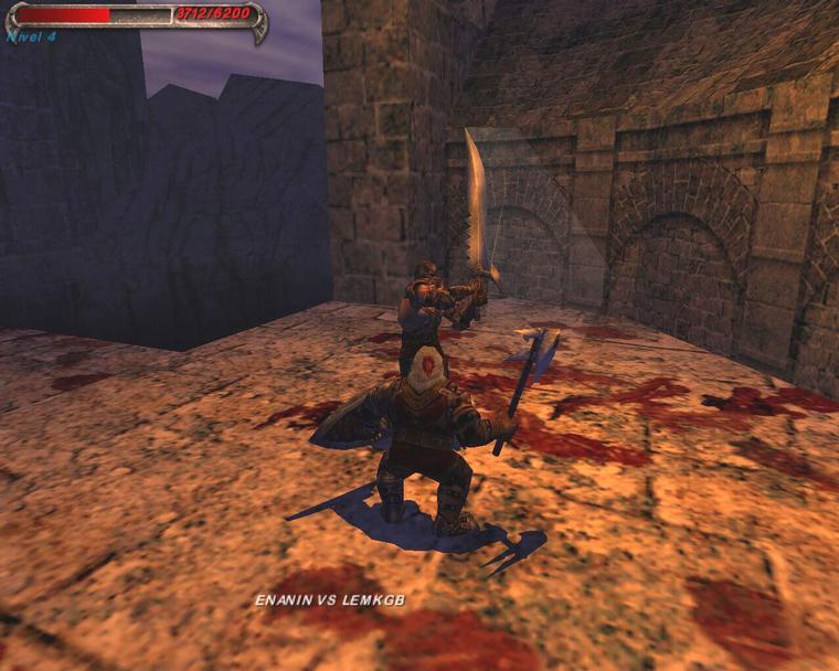 Blade: а вот зазубренной разок!