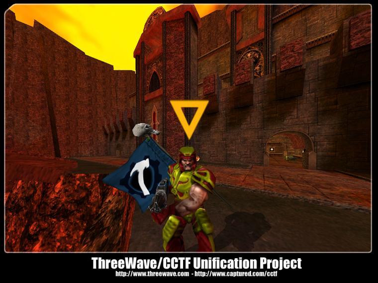 ThreeWave Quake III CTF