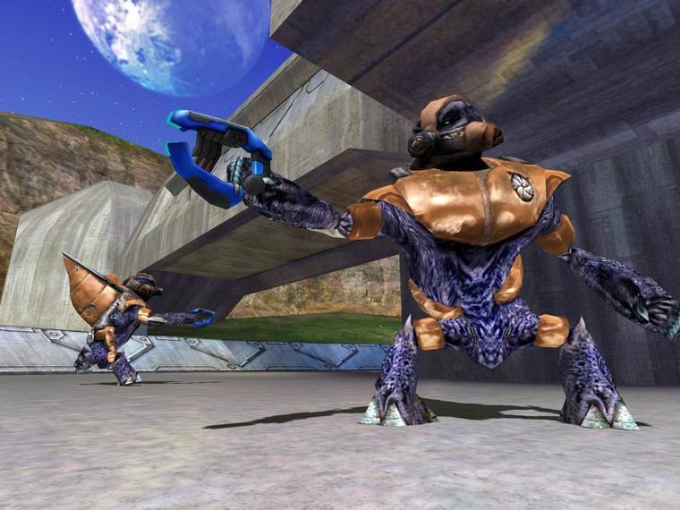 Halo: монстры явно наглеют