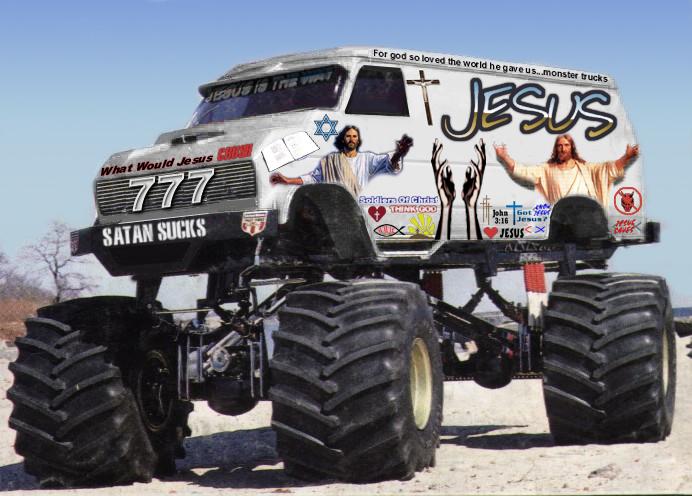 Правильный грузовичок