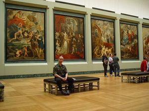 Рубенс в Лувре