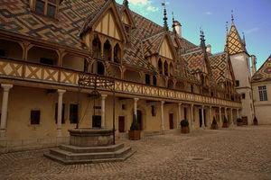 Хоспис в городе Бон (Beaune)