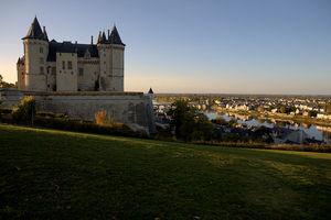 Замок Сэмюр