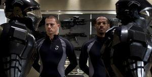 G.I. Joe — Rise of the Cobra, костюмы спецподразделения