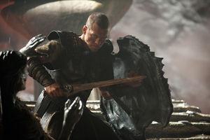 Сэм Уортингтон, роль Персея в «Битве титанов»
