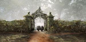 «Алиса в стране чудес» Тима Бёртона — близнецы Труляля и Траляля