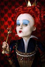 «Алиса в стране чудес» Тима Бёртона — Красная королева Хелен Бонэм-Картер