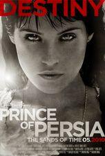 «Принц Персии» — Джемма Артертон (принцесса Тамина)