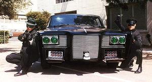 Старая «Чёрная красавица» Зелёного шершня