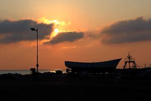Утро в порту Закинтоса