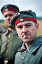 Про прусскую пехоту (с) onepamop