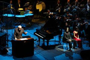 Джон Лорд в Питере: подтянулись певуны