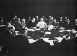 Сталин на Потсдамской конференции