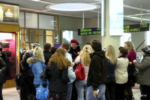 Филипп Киркоров прибыл в Питер