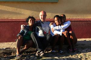 С тринидадскими девками (с) Олег Зотов