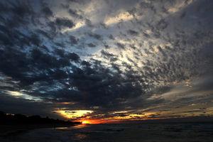 Снова закат на Варадеро