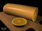 Апельсиновая колбаса