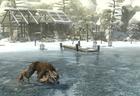 Санитарный крысоволк зимой