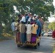 Индийская маршрутка
