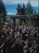LOTR: кодлан орков на марше, вид сзади