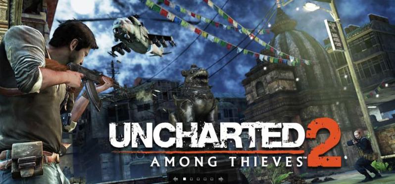 скачать игру Uncharted 2 через торрент на Pc на русском - фото 4