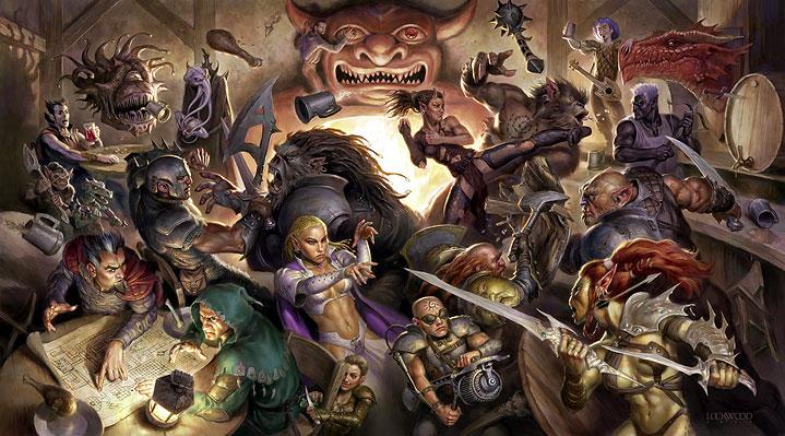 Расширенный экскурс в мир настольных ролевых игр. Часть вторая: И дым Отечества нам сладок и приятен