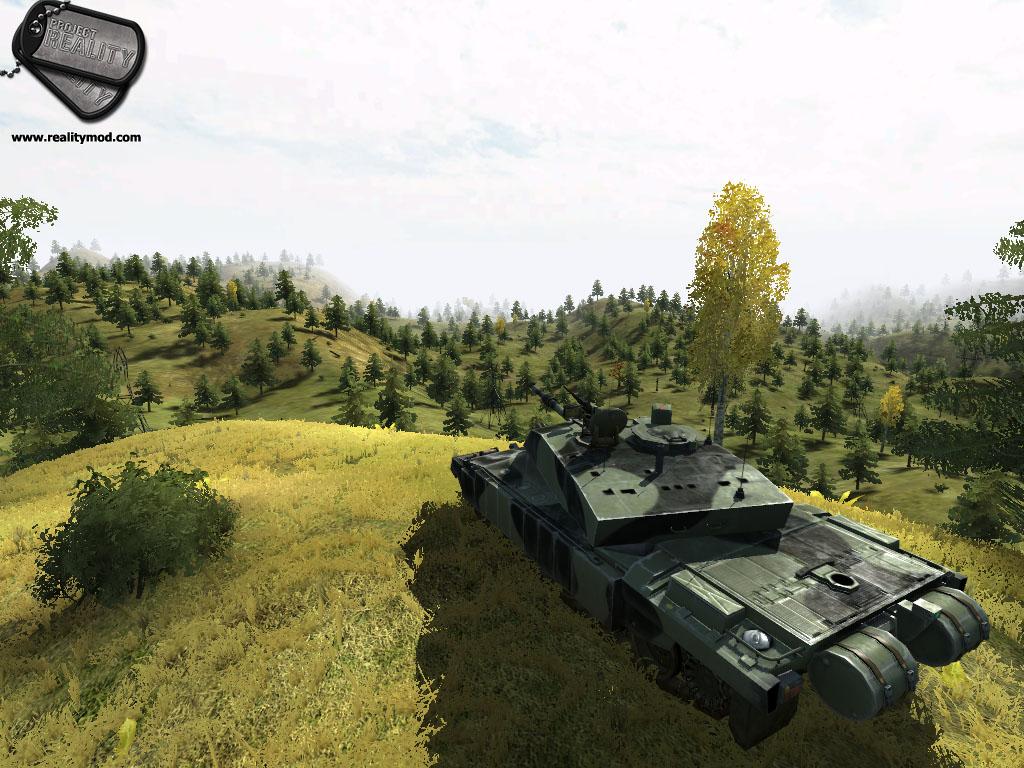 Скачать Мод Project Reality Для Battlefield 2 - фото 9