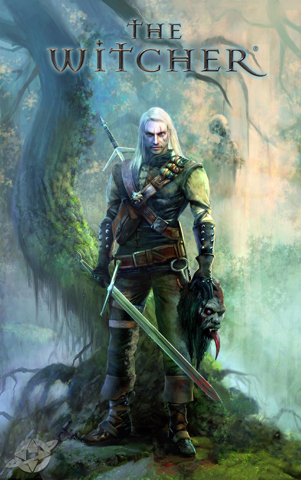ПОЛЯКИ ВЫЛЕЗЛИ (The Witcher 3)